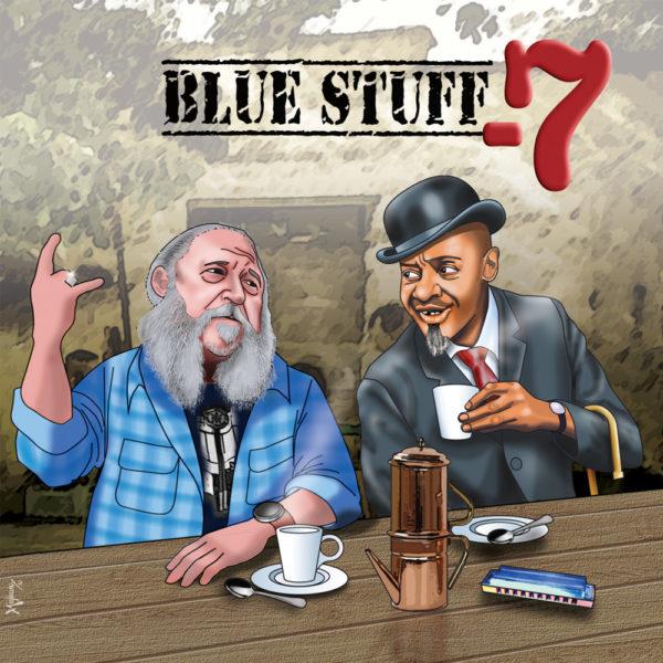 BLUE STUFF -7
